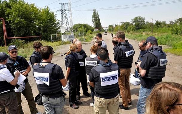 Генсек ОБСЄ відвідав пункт пропуску Майорське