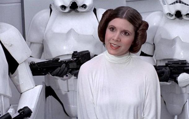 Померла принцеса Лея з явиться в нових Зоряних війнах