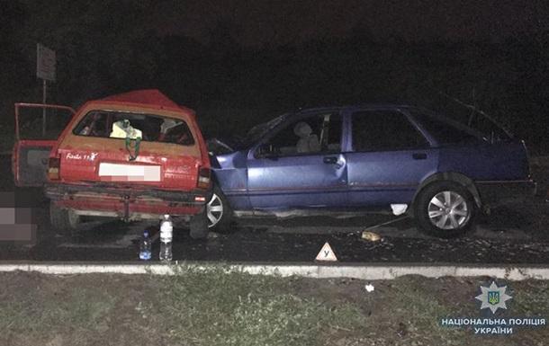 В Запорожье в аварии погибли два человека