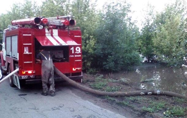 У Запорізькій області затопило 80 домоволодінь
