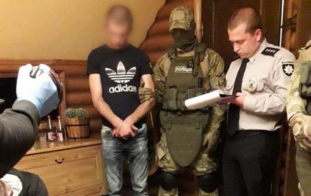Поліція затримала лідера і кілера однієї з найбільших в Україні ОЗГ