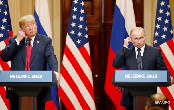 Конгрес США проти таємної зустрічі Трампа і Путіна