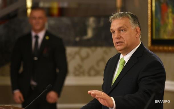 Орбан не вірить в членство України в ЄС і НАТО