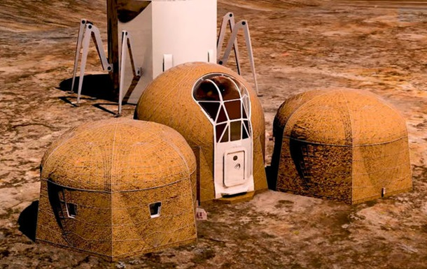 NASA визначилося з першим житлом на Марсі