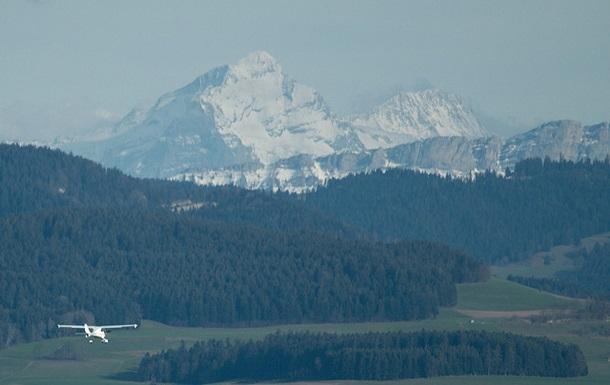 В Альпах розбився літак: чотири жертви