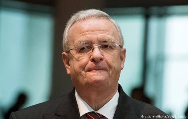 Екс-главу Volkswagen підозрюють в ухиленні від сплати податків