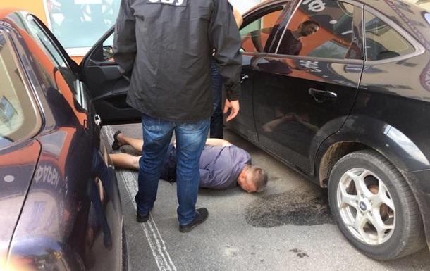 В Винницкой области на взятке задержали прокурора