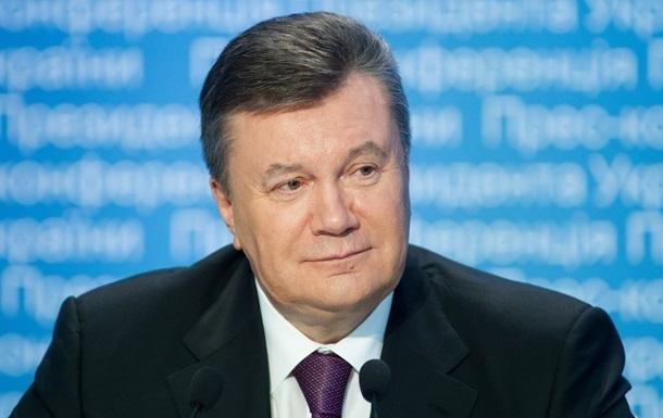 Янукович судится с Луценко