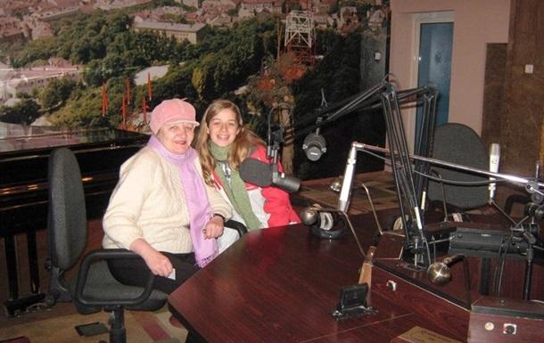 У Львові померла відома українська радіоведуча