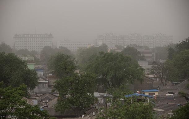 В Пекине разбился вертолет