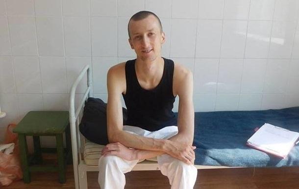 Матері Кольченка дозволили триденне побачення з сином