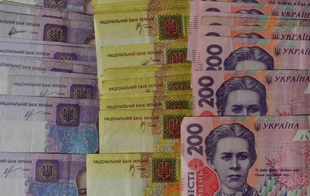 Україна виплатила за півроку за боргами 160 млрд