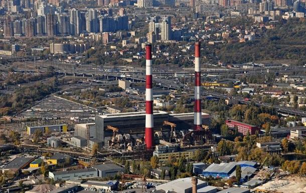 У Києві зупинять одну з двох ТЕЦ - ЗМІ