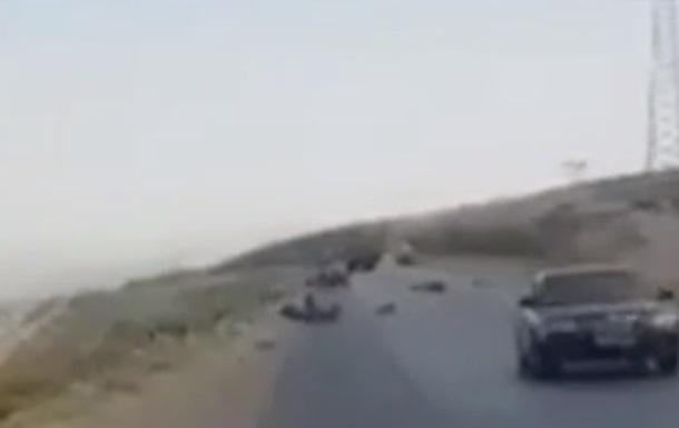 Опубліковано відео загибелі туристів у Таджикистані