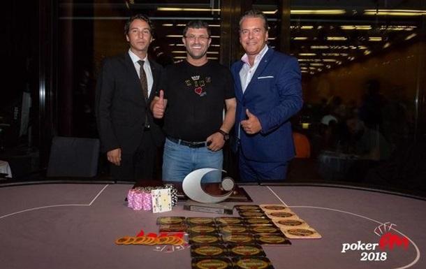 Покерный бизнесмен Леон Цукерник пополнил свою коллекцию трофеев