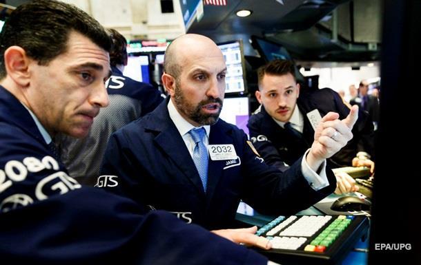 Американський фондовий ринок закрився зниженням