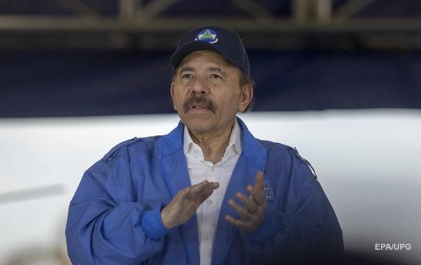 Президент Нікарагуа заявив, що США фінансують насильство в країні