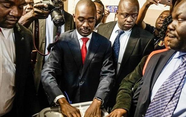 Лідер опозиції у Зімбабве заявив про перемогу на виборах