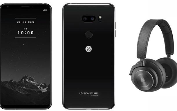 LG представила флагманський смартфон за $1800