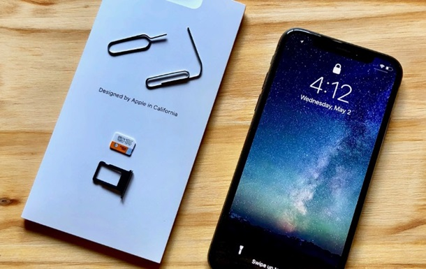 Новые iPhone получат две SIM-карты - СМИ
