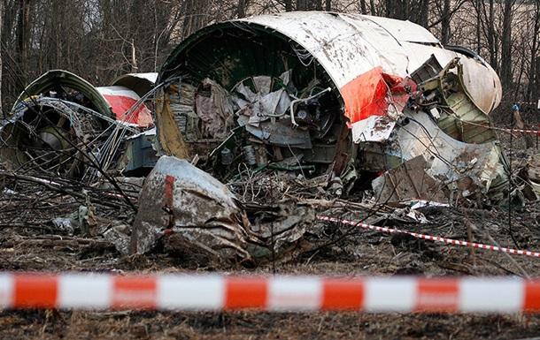 РФ погодилася допустити польських експертів до уламків літака Качинського