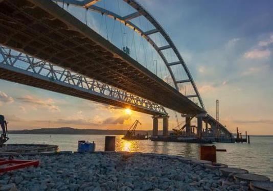 Что стоит за санкциями из-за Крымского моста