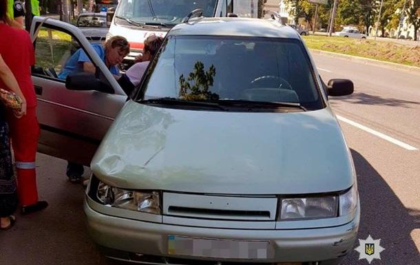 У Харкові автомобіль на смерть збив дитину