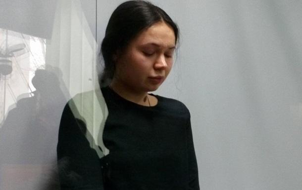 Зайцева була під наркотиками в момент ДТП