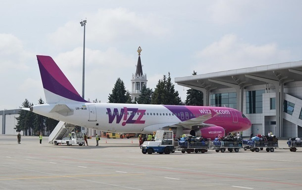 Wizz Air анонсував рейс із Харкова до Лондона