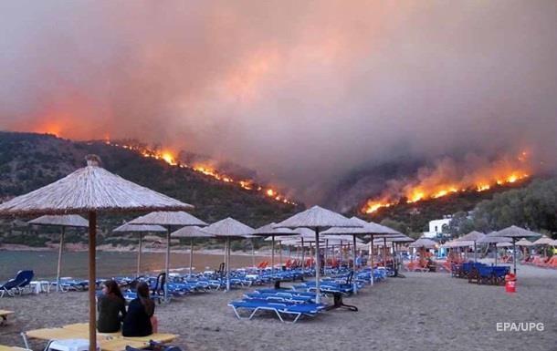 У Греції впізнали 76 жертв лісових пожеж