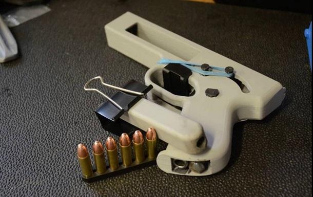 У США суд заборонив публікацію креслень зброї для 3D-принтерів