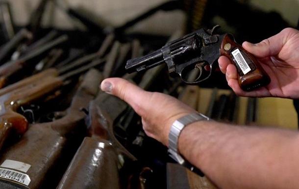 Грабіжник скористався іграшковим пістолетом і сів на одинадцять років