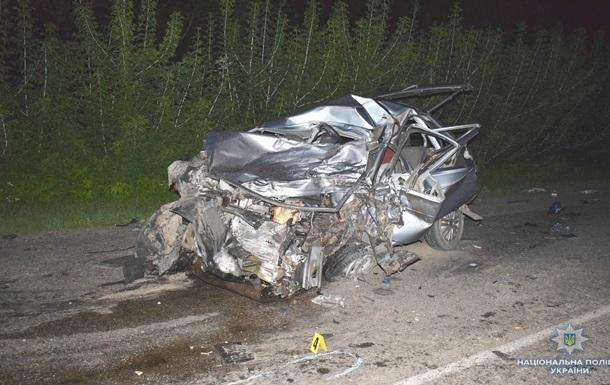 Смертельна ДТП у Вінницькій області: є загиблі і поранені