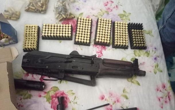 В Україні за півроку вилучили 14 тисяч одиниць зброї
