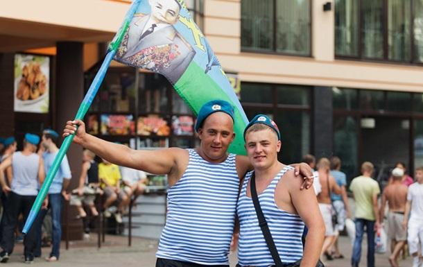 День ВДВ в Украине 2018