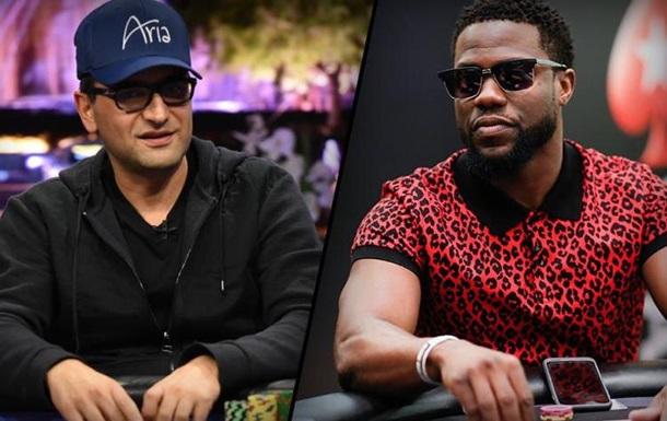 Звездные покеристы Эсфандиари и Харт сразятся в ринге