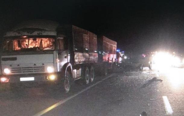 У Росії в ДТП загинули шестеро українців