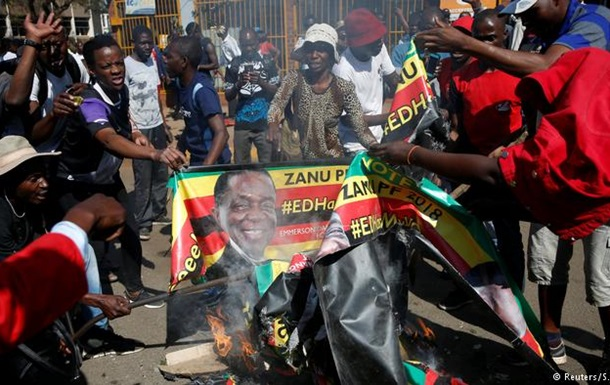 У Зімбабве після виборів почалися заворушення, є загиблі