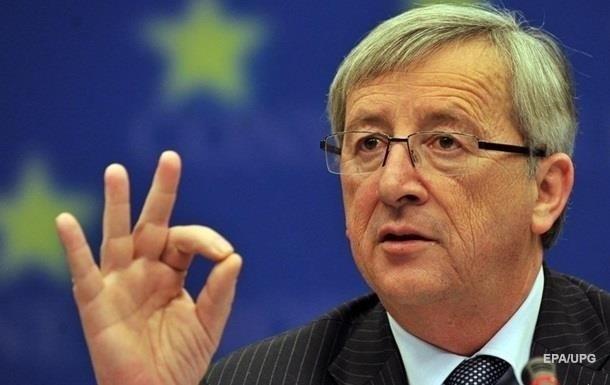 Юнкер: ЄС скорочує залежність від газу з Росії