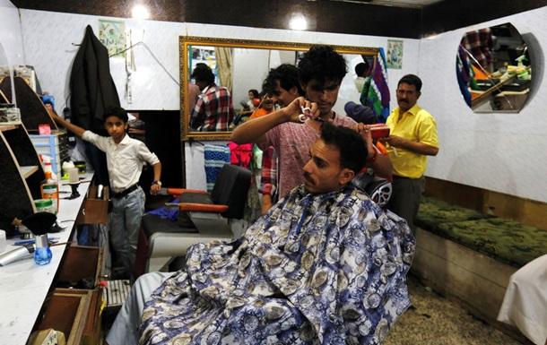 В Индии грабители украли 200 килограммов волос