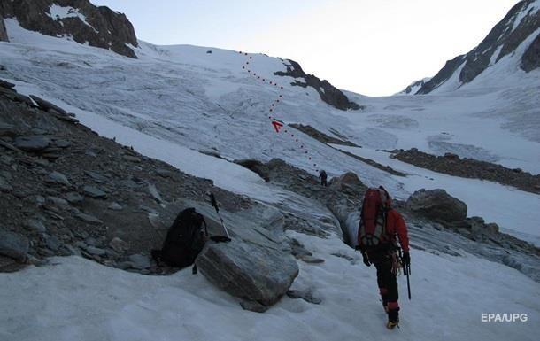 В Альпах погибли три туриста