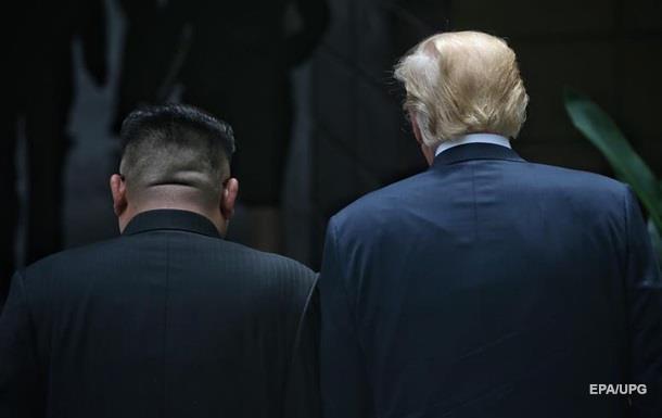 В тіні ракет. Трамп чекає нової зустрічі з Кімом