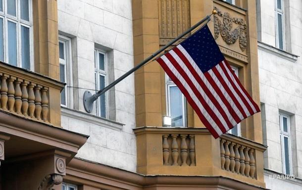 У посольстві США в Москві працювала шпигунка - ЗМІ