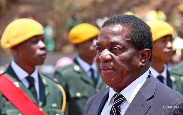 Чинний лідер Зімбабве переміг на виборах президента