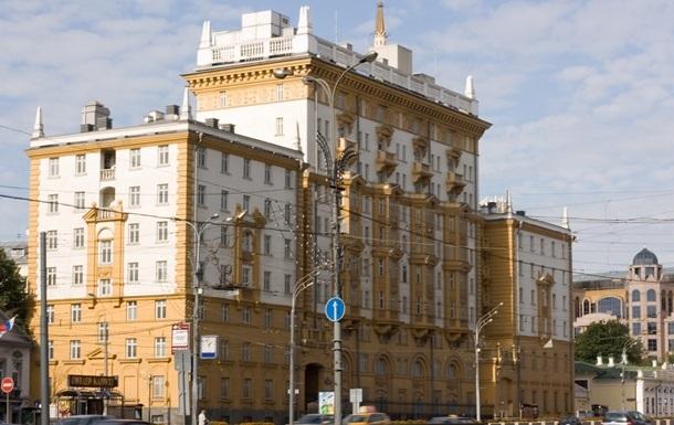 У США спростували повідомлення про російську шпигунку у посольстві в Москві