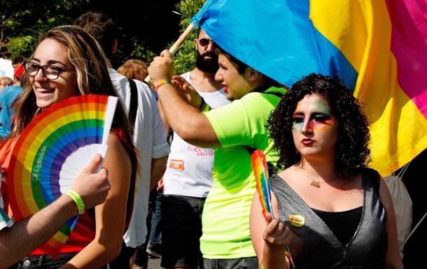 В Єрусалимі в гей-параді взяли участь тисячі людей