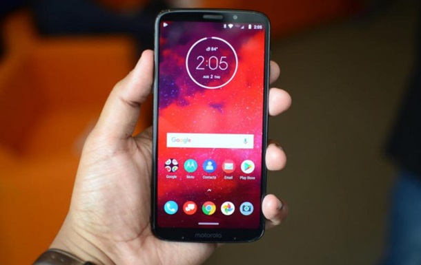 Представлен первый в мире 5G-смартфон