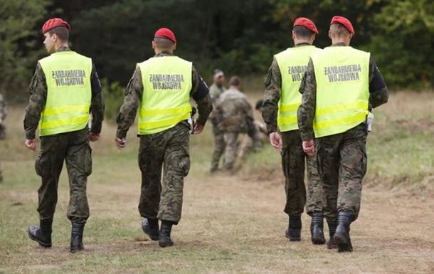 У Польщі військовий побив двох американських солдатів