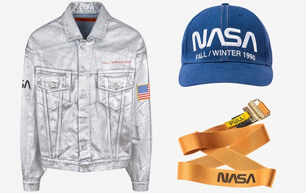 NASA випустило колекцію вуличного одягу