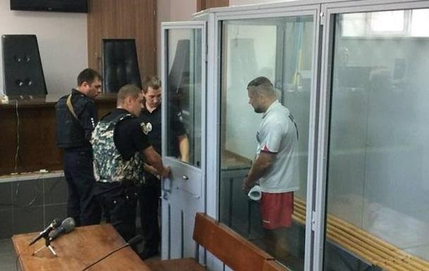 Суд арештував усіх підозрюваних у вбивстві Олешка